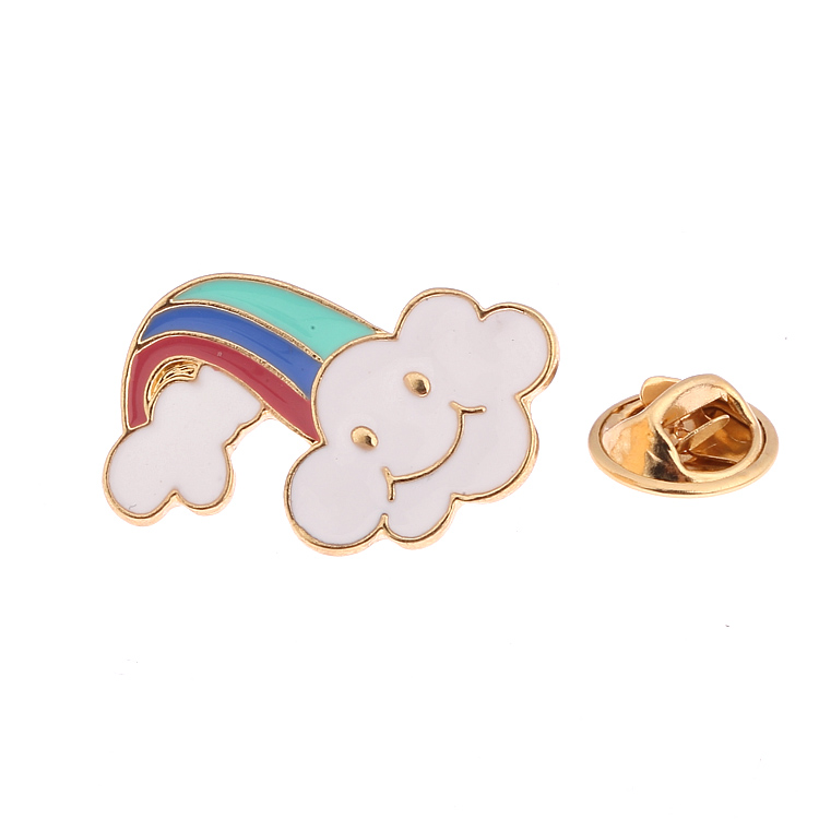 COOL CLOUD ENAMEL PIN