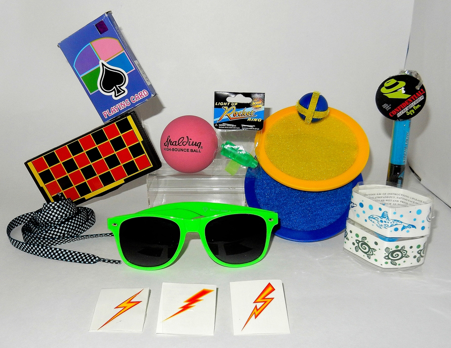 BOYS' BUCKET OF FUN: A CUSTOMIZED CAMP CARE PACKAGE